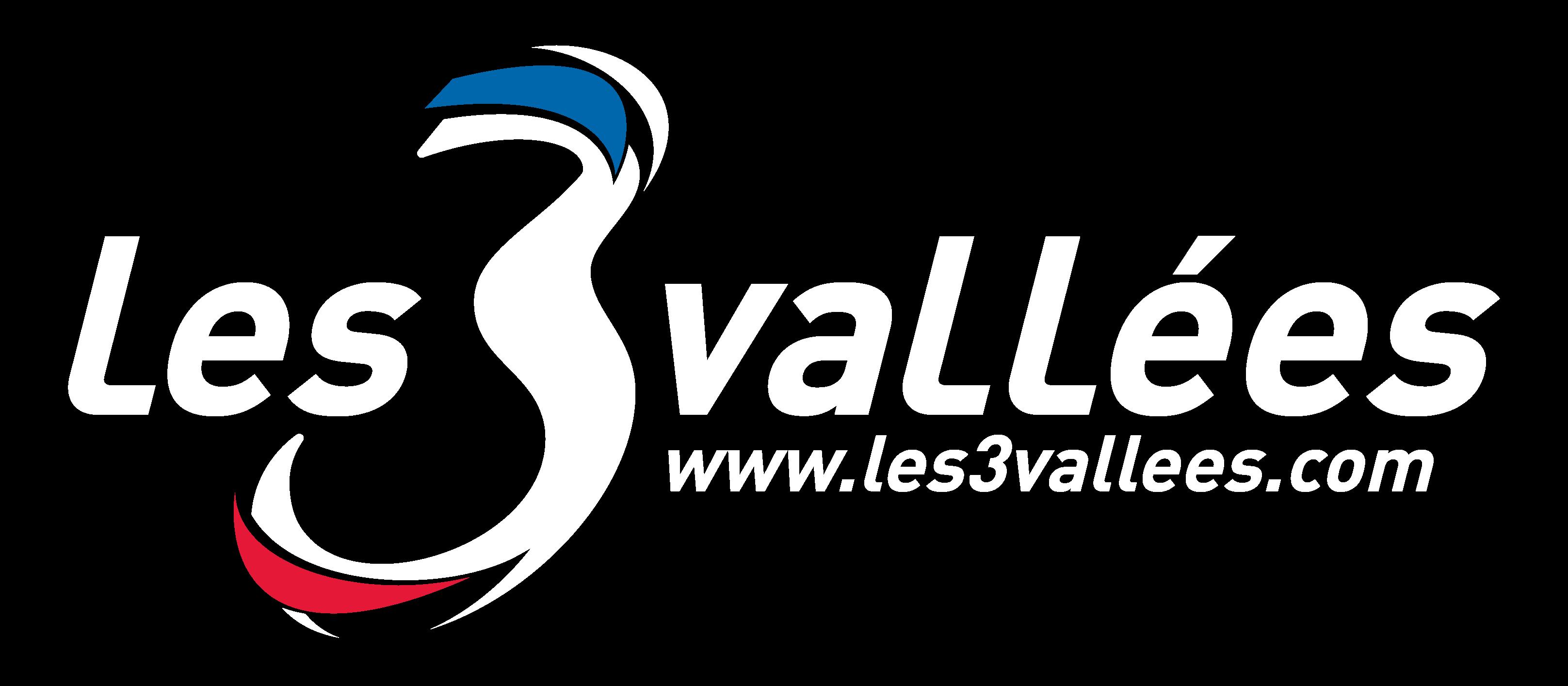 Les 3 vallées domaine skiable